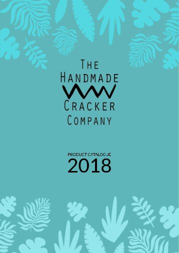 The Handmade Cracker Company Front Page