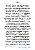 DETALII CUPRINS - PARFUMURI COSMETICE MAKE-UP ACCESORII REMEDII NATURISTE PROMOȚII CATALOG - Page 7