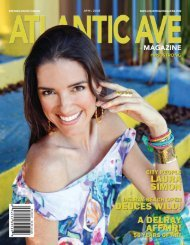 Atlantic Ave Magazine April 2018