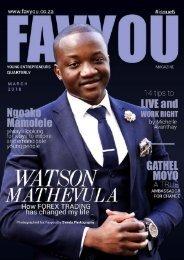 Favyou Magazine Issue 6