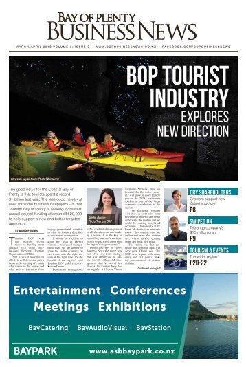 Bay of Plenty Business News March/April 2018