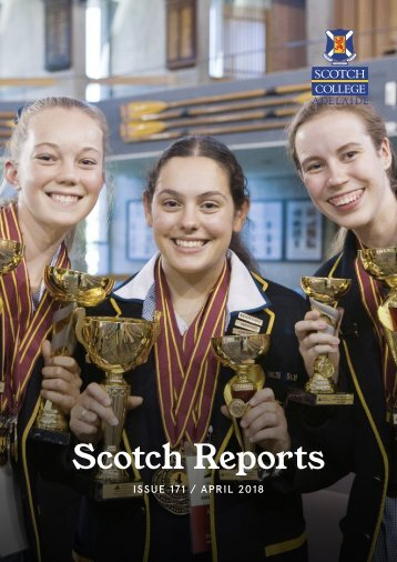 Scotch Reports Issue 171 (April 2018)