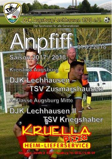 Anpfiff_2018-03-31 - DJK Lechhausen
