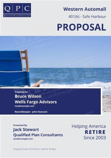 Western Automall Proposal
