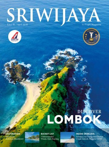 Sriwijaya Magazine April 2018