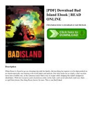 [PDF] Download Bad Island Ebook | READ ONLINE
