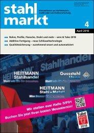 stahlmarkt 4.2018 (April)