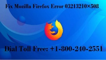 1-800-240-2551 Fix Mozilla Firefox Error 03213210×508