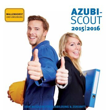 Azubi-Scout Wallenhorst 2015/2016