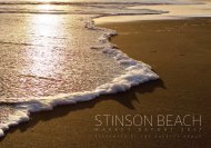 Stinson Beach Annual Report 2017 - The Sherfey Group - Golden Gate Sotheby's International Realty