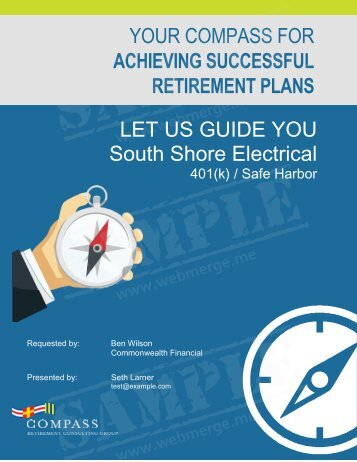 South Shore Electrical Proposal