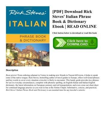 italian english dictionary pdf free download