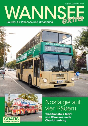 Wannsee extra Nr. 6/2017