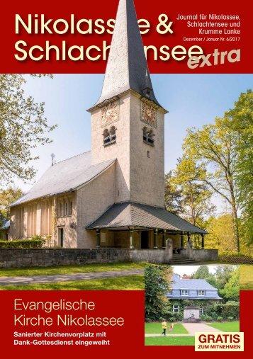 Nikolassee & Schlachtensee extra Nr. 6/2017