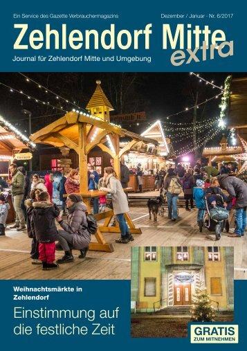 Zehlendorf Mitte extra Nr. 6/2017
