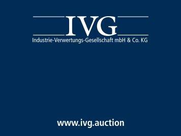 IVG Industrie-Verwertungs-Gesellschaft mbH & Co. KG