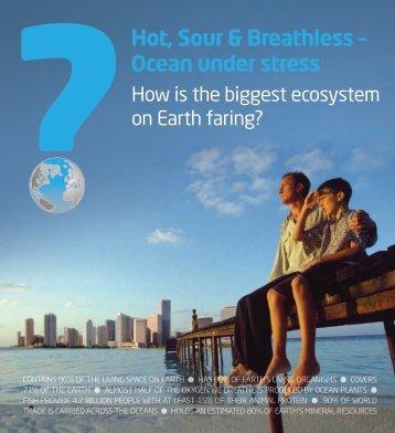 Hot, Sour & Breathless – Ocean under stress - MedSeA Project
