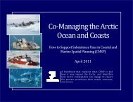 Co-Managing the Arctic Ocean and Coasts - Environmental Law ...