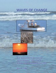Full Waves of Change Report and Recommendations - Mass.Gov