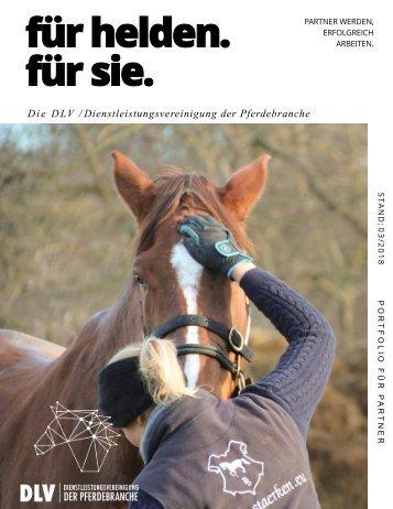 Leistungen der DLV für Trainer & Ausbilder in der Pferdebranche