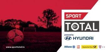 sporttotal.tv Infoflyer