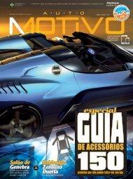 Revista AutoMOTIVO - Edição 127 - Abril/2018