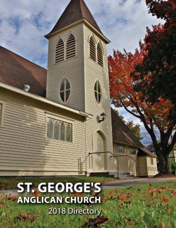 a. St. George's Bathurst Directory