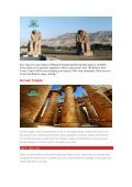 Cairo Louxor & Aswan Tour Packages - Page 7