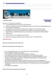 Defender Quest | Defender Quest - Car Guard Systems GmbH