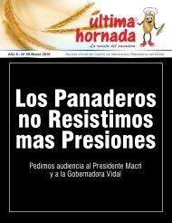 Revista Ultima Hornada