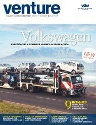 Venture - Wallenius Wilhelmsen Logistics