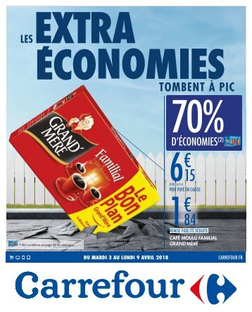 carrefour-catalogues 03 avril 18