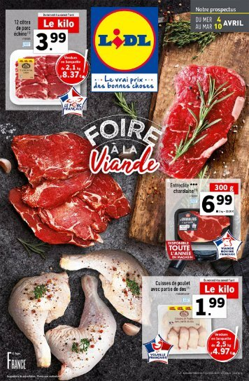 lidl-catalogues 4 avril 18