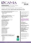 CAMA's Masterseries presents Sir András Schiff, piano / April 12, 2018 / Lobero Theatre, Santa Barbara - Page 5