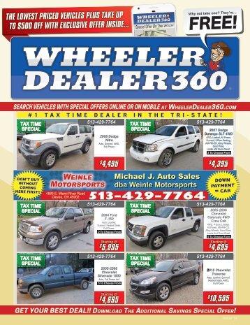 Wheeler Dealer 360 Issue 14, 2018