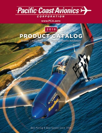 PCA 2018 Catalog