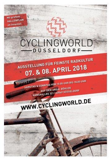 Ciyclingworld Düsseldorf  -04.04.2018-