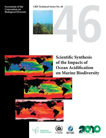 Scienti c Synthesis of the Impacts of Ocean Acidi cation on Marine ...