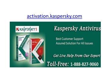 Kaspersky  Activation Support
