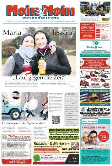 MoinMoin Schleswig 14 2018
