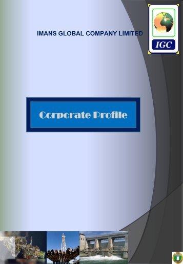 Corporate Profile - Igc-nigeria.com