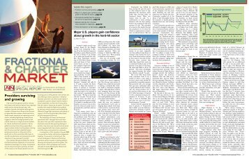 2011 Fractional and Charter Market Special Report - Aviation ...