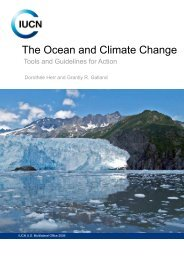 The Ocean and Climate Change - Institute of Northern Engineering