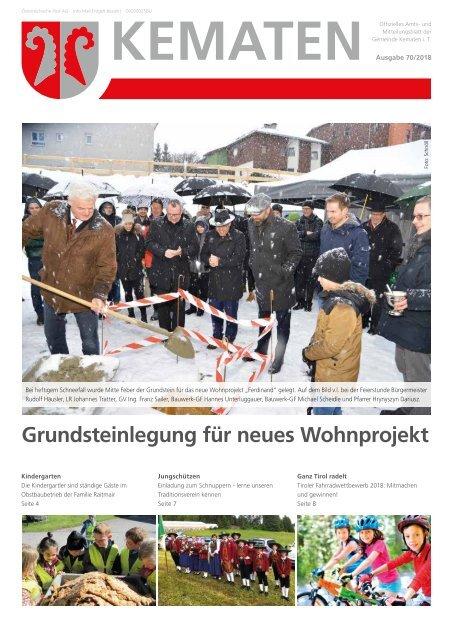 Partnerschaften & Kontakte in Kematen in Tirol - kostenlose