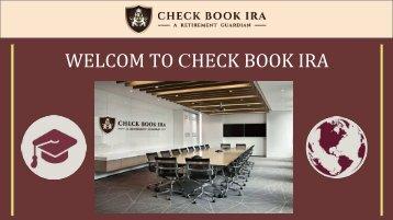 Custodian Approved IRA LLC | Check Book IRA LLC