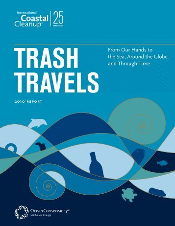 Trash Travels - Ocean Conservancy