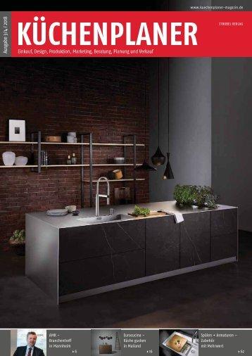 Küchenplaner Ausgabe 3/4 2018