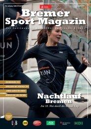 BREMER SPORT Magazin | April 2018