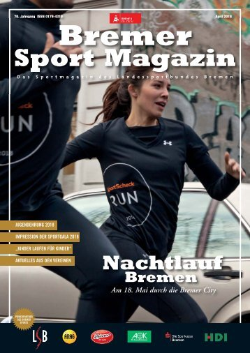 BREMER SPORT Magazin | April 2018