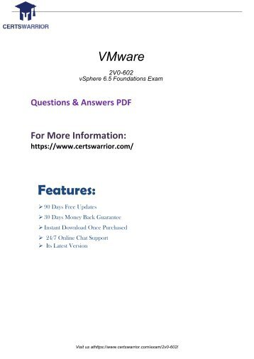 2V0-602 Practice Test Software 2018